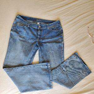 Maurices medium jean size 16 short